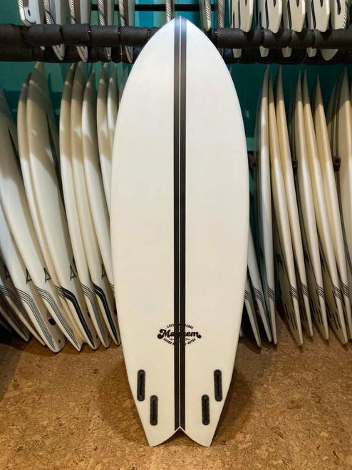 5'9 LOST RNF RETRO LIGHT SPEED SURFBOARD (224681)