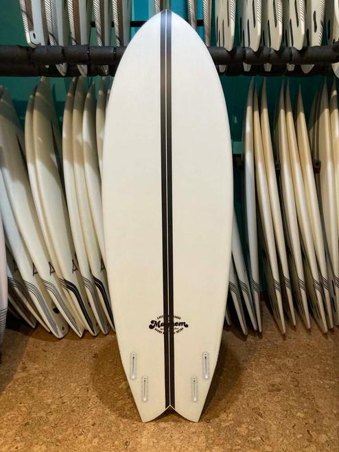 6'2 LOST RNF RETRO LIGHT SPEED SURFBOARD (224685)