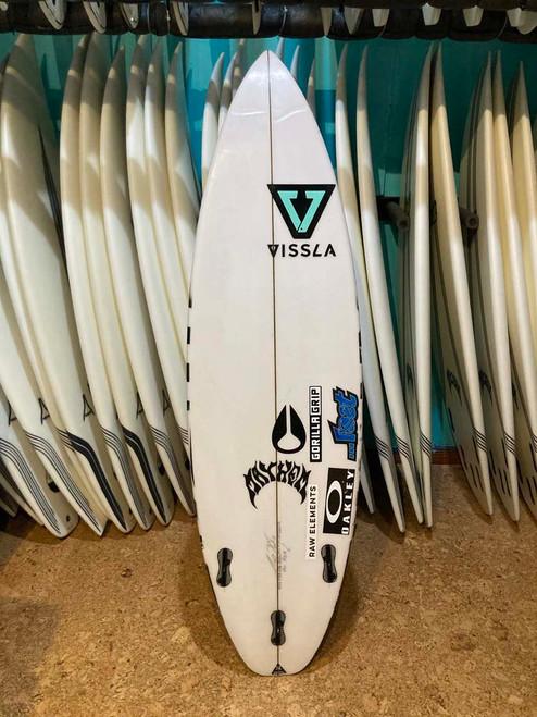 5'4 LOST DRIVER 2.0 USED SURFBOARD (226274U)