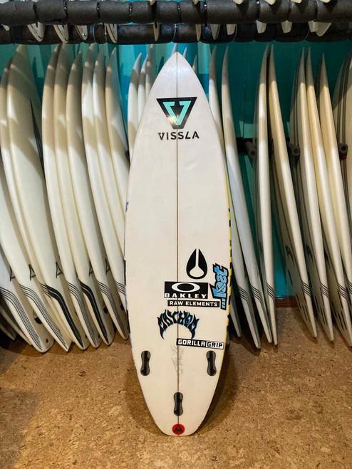 5'4 LOST DRIVER 2.0 USED SURFBOARD (221822U)