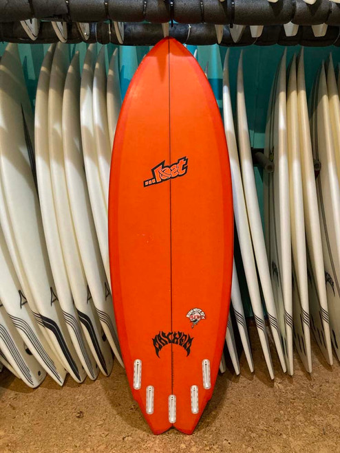 5'6 LOST RNF REDUX USED SURFBOARD(214424)