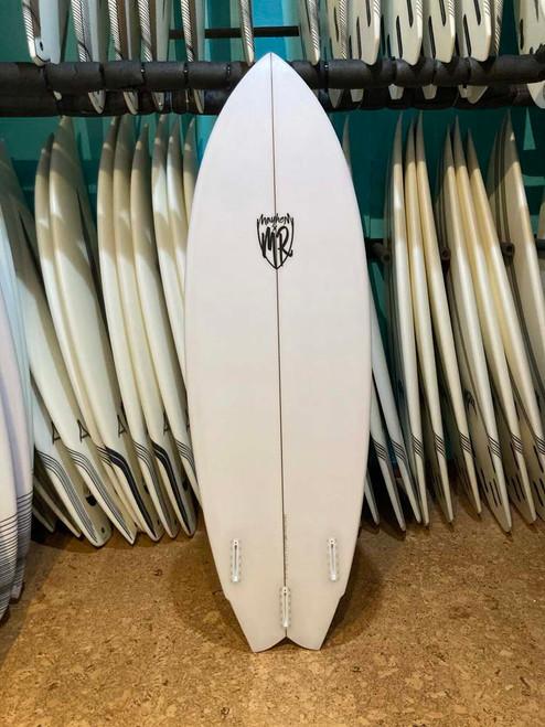 5'9 LOST MR X MB CA TWIN SURFBOARD (216963)