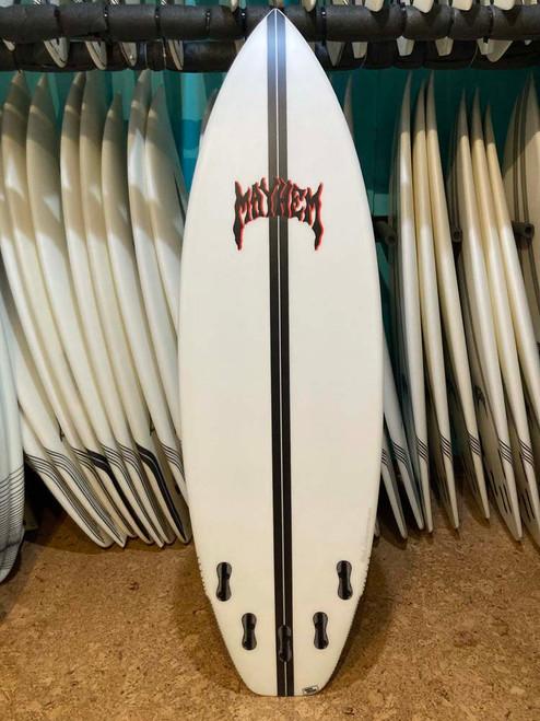 5'10 LOST RAD RIPPER LIGHTSPEED SURFBOARD (111028)