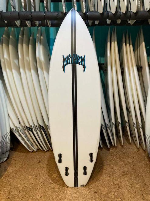 5'11 LOST RAD RIPPER LIGHTSPEED SURFBOARD (111171)