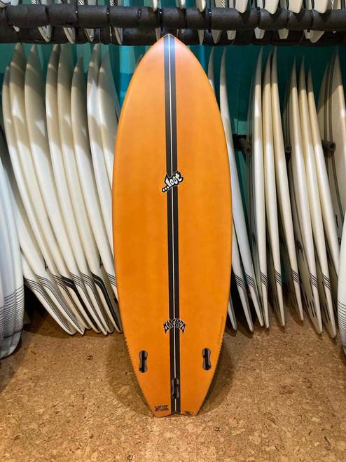 5'6 LOST RNF 96 LIGHTSPEED SURFBOARD (111076)