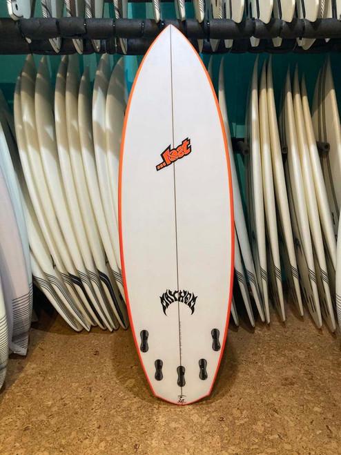 5'8 LOST ROCKET REDUX SURFBOARD (216975)