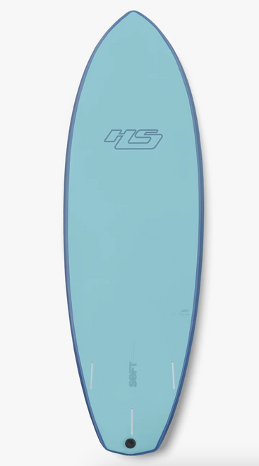 6'0 HAYDENSHAPES LOOT FOAMY SURFBOARD(HSFO-LO0600-BL1)