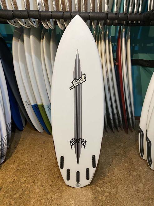 5'7 LOST ROCKET REDUX BLACKDART SURFBOARD (189470)