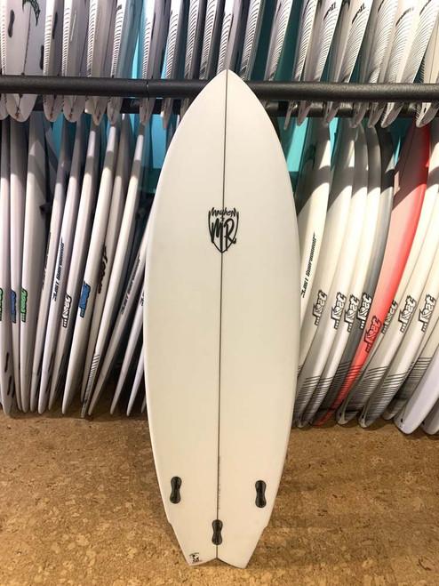 5'11 LOST MR X MB CALI TWIN SURFBOARD (199375)