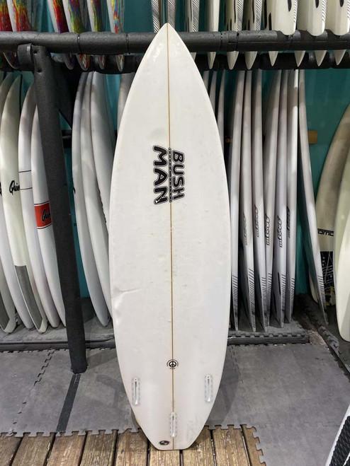5'9 BUSH MAN THEIF USED SURFBOARD (000167)