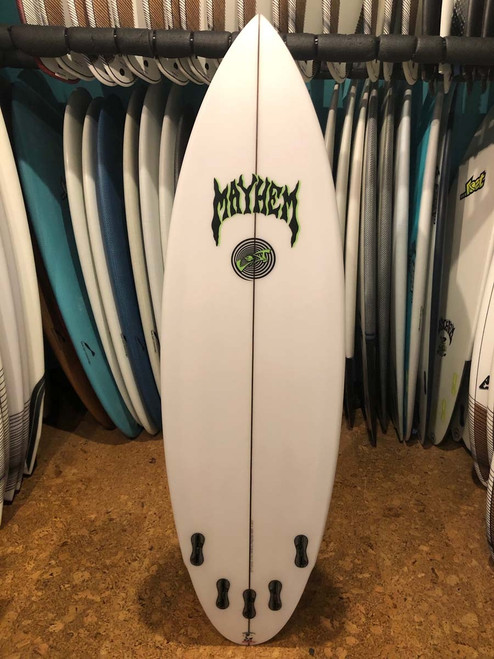 5'9 LOST RETRO RIPPER SURFBOARD (196736)