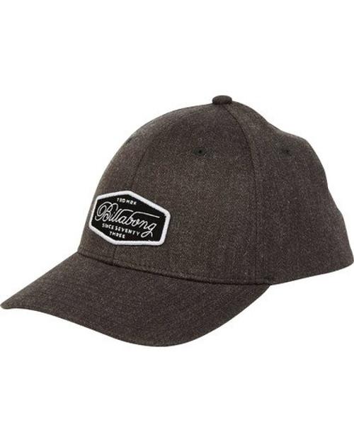 BILLABONG WALLED SNAPBACK HAT (MAHWTBWS)