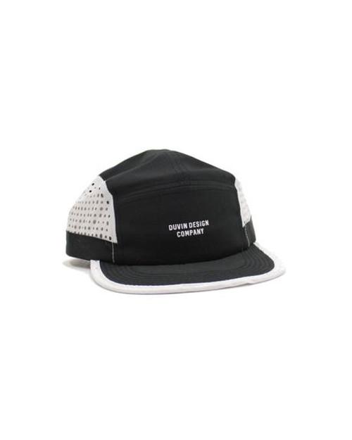 DUVIN MARATHON HAT (DH5003BLK)