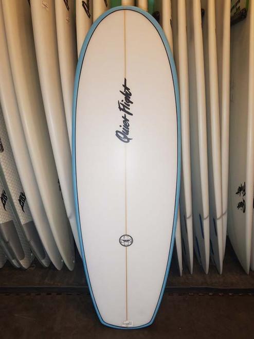 5'2 QUIET FLIGHT PONTOON SURFBOARD (57989)