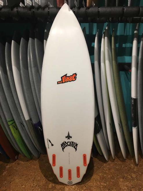 5'11 ...LOST V3 STEALTH BLACK DART SURFBOARD (171469)