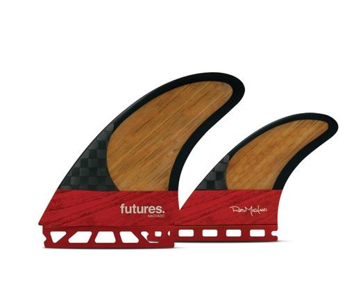 FUTURES MACHADO TWIN +1 BLACKSTIX FIN  (4580-451-00)