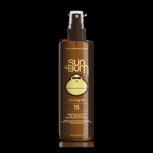 SUN BUM SPF 15 TANNING OIL (20-50105)