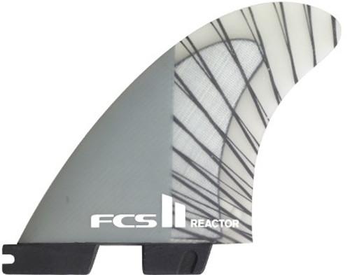 FCS II REACTOR CARBON CHARCOAL SMALL TRI FIN (FREA-CC02-SM-TS-R)