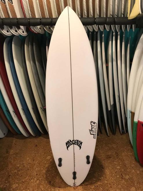 6'0 LOST SABO TAJ BRO DIMS SURFBOARD (199474)