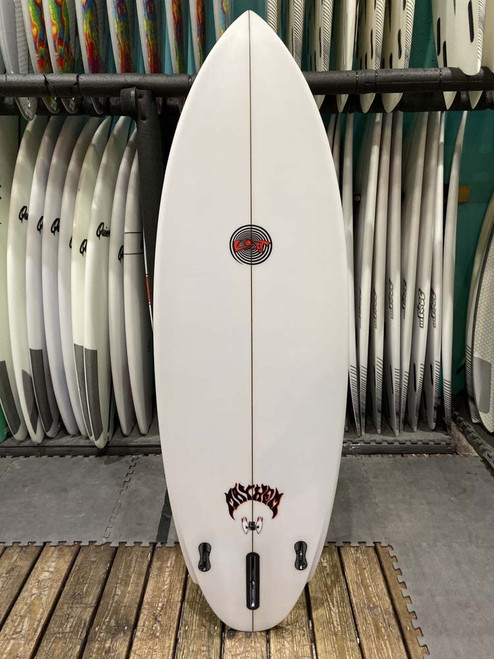 6'0 LOST EVIL TWIN SURFBOARD (193452)