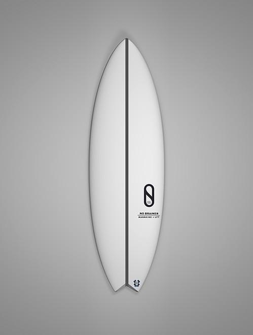 5'7 FIREWIRE NO BRAINER SPECIAL ORDER SURFBOARD (SONOBRAINER12)
