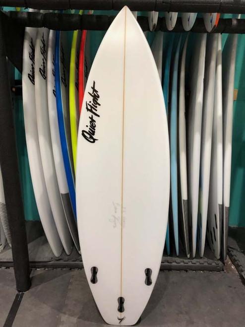 5'8 QUIET FLIGHT VANDAL SURFBOARD (59028)
