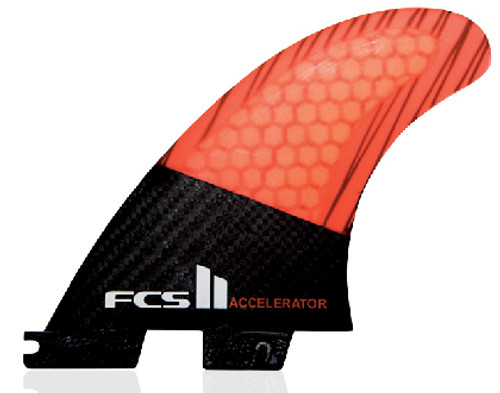 FCS II ACCELERATOR CARBON TRI SMALL (SMALL)