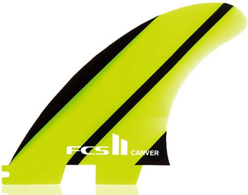 FCS II CARVER NEO GLASS MEDIUM TRI SET (FCAR-NG01-MD-TS-R)