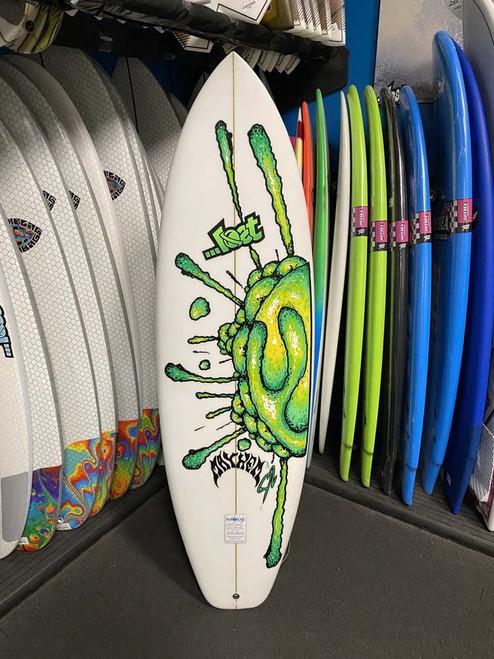 5'6 ...LOST SHORT ROUND SURFBOARD (140825P)