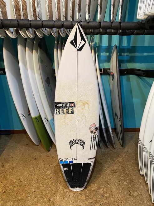 5'6 LOST BEACH BUGGY SURFBOARD (197740)