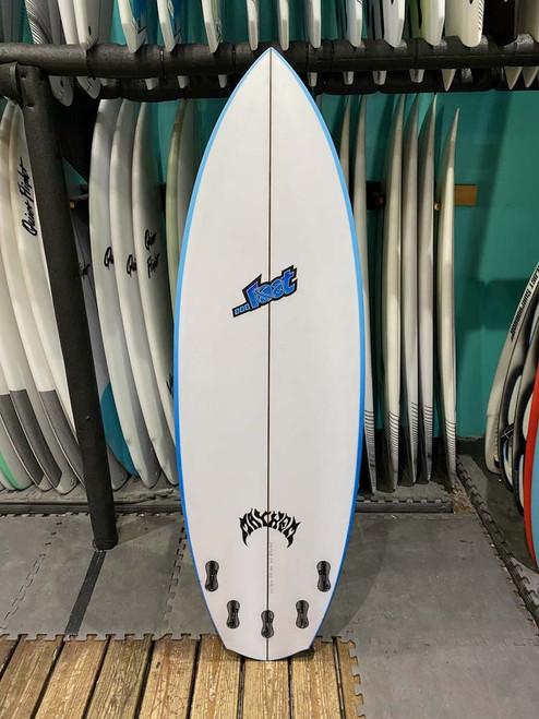 5'8 LOST ROCKET REDUX WIDE SURFBOARD (210715)