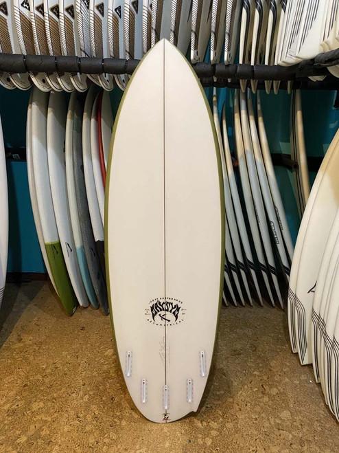 5'6 LOST MAYSYM GOOFY SURFBOARD (190690)