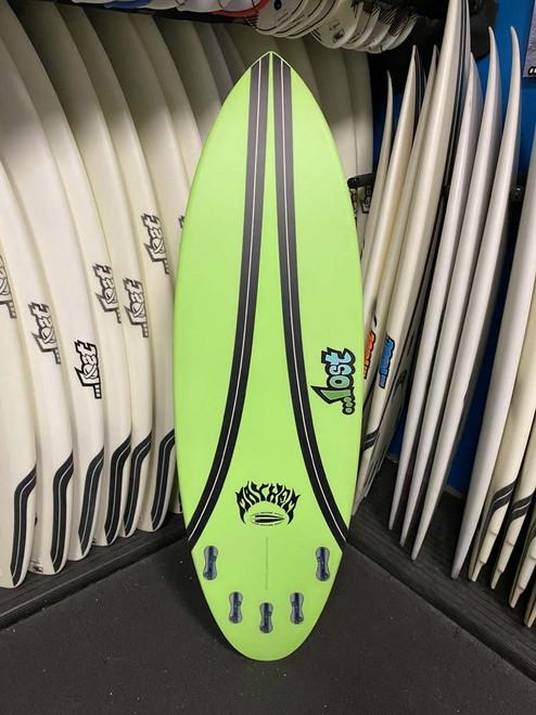 5'5 LOST CARBON QUIVER KILLER EDD SURFBOARD (17243)