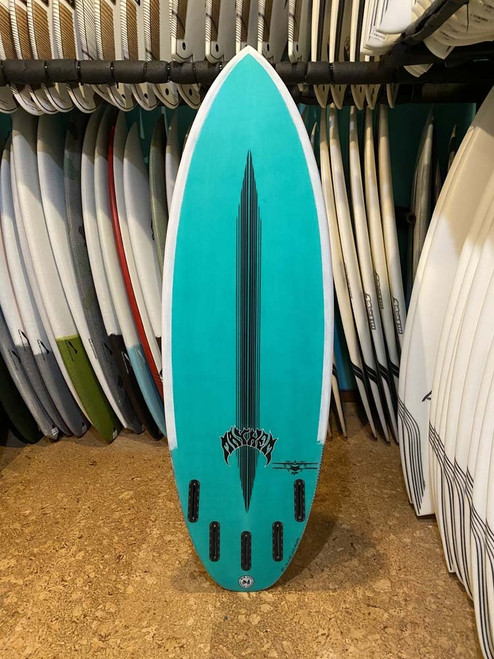 5'6 LOST BLACK DART PUDDLE JUMPER HP SURFBOARD (188791)