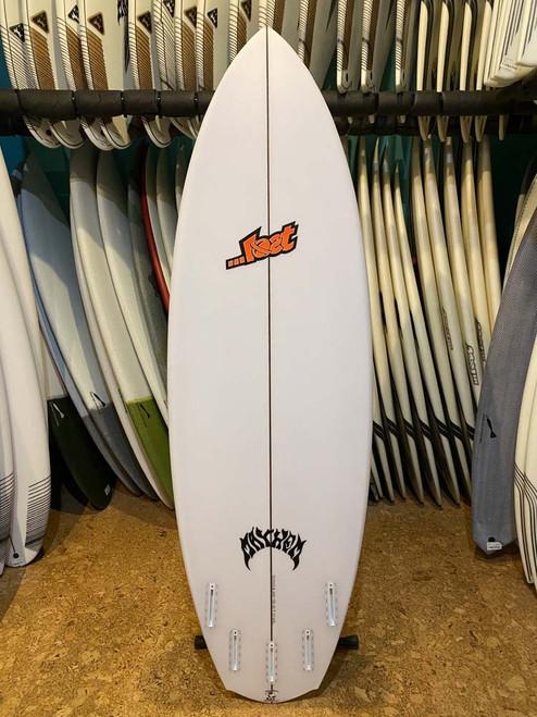 5'10 LOST ROCKET REDUX SURFBOARD (210672)
