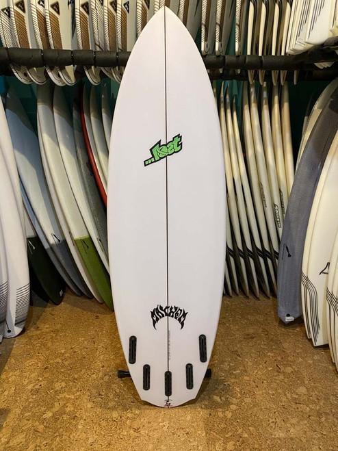6'0 LOST ROCKET REDUX WIDE SURFBOARD (210674)