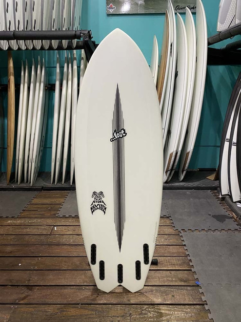 5'3 LOST C4 HYDRA SURFBOARD (19852)