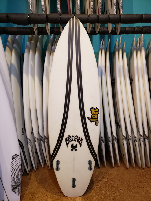 5'10 Used Lost Baby Buggy Surfboard (CW1298)