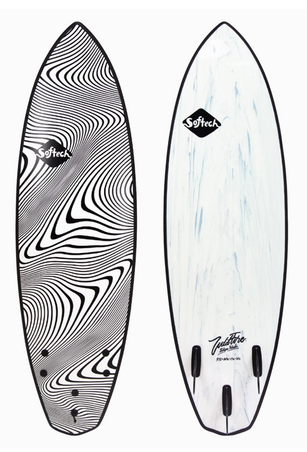 SOFTECH TOLEDO WILDFIRE 5'3 GRANITE SURFBOARD (FTWII-GRA-053)