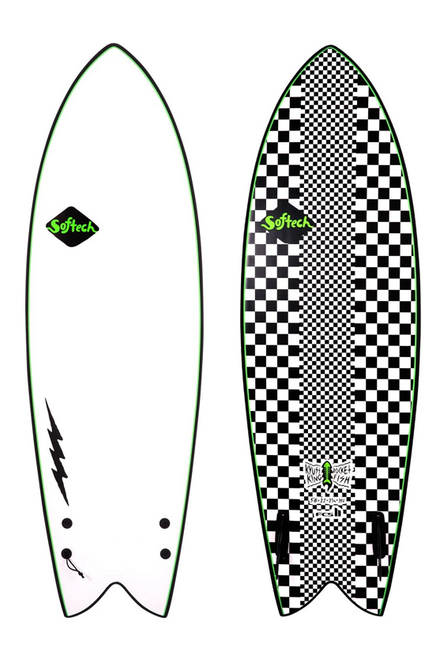 5'8 KYUSS FISH (KYSII-CHK-058)