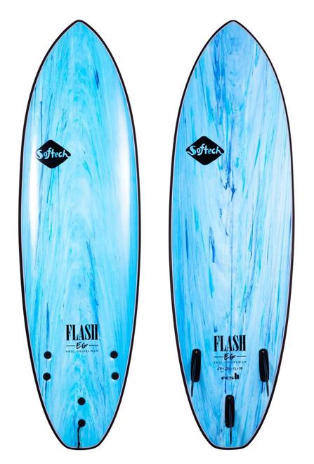 7'0 SOFTECH FLASH ERIC GEISELMAN SURFBOARD  (FEGII-AQM-070)
