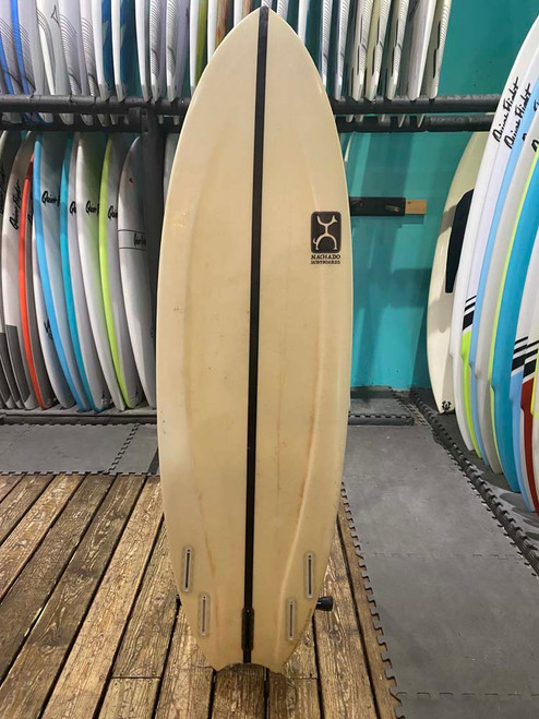 5'10 USED FIREWIRE MOON BEAN SURFBOARD (3167654U)