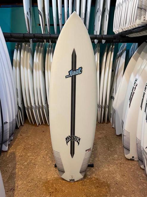 5'11 LOST LIGHTSPEED ROCKET REDUX WIDE SURFBOARD (213355)