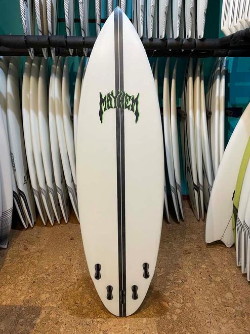 6'0 LOST RETRO RIPPER LIGHT SPEED SURFBOARD (219911)