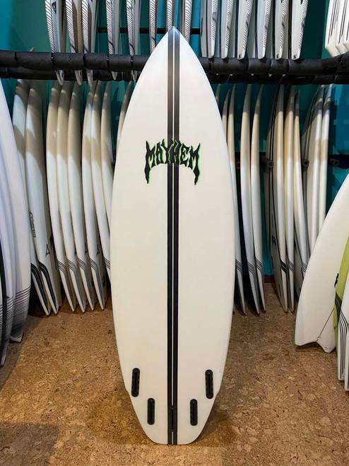 5'11 LOST RAD RIPPER LIGHT SPEED SURFBOARD  (219873)