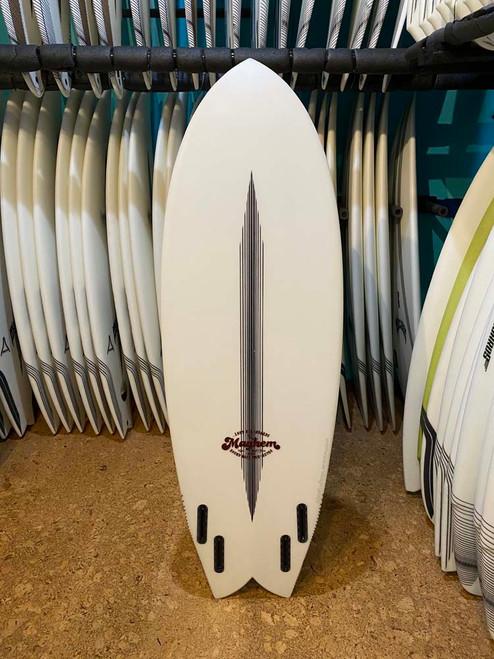 5'6 LOST C4 RNF RETRO SURFBOARD(110433)