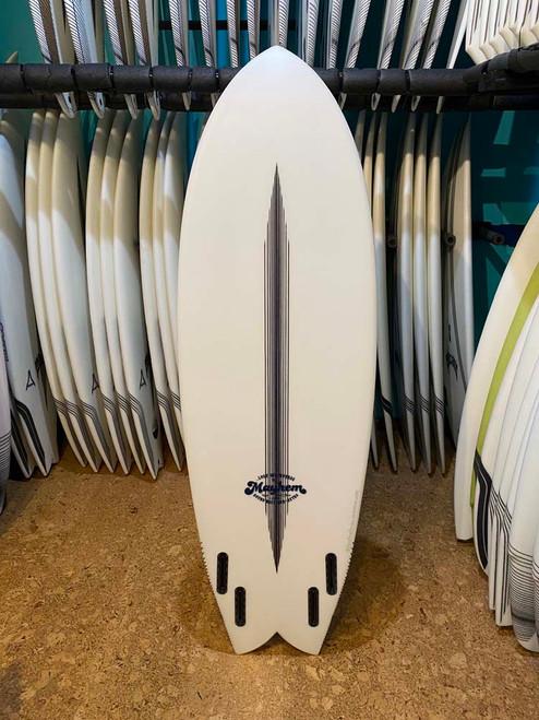 5'10 LOST C4 RNF RETRO SURFBOARD (110133)