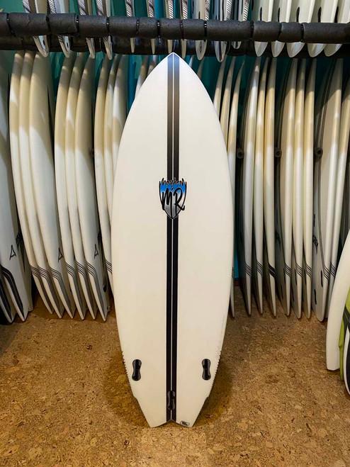 5'4 MR X MB CA TWIN LIGHTSPEED SURFBOARD (110563)