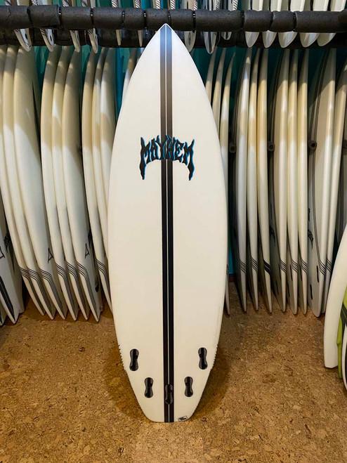 5'8 LOST RAD RIPPER LIGHTSPEED SURFBOARD (110538)