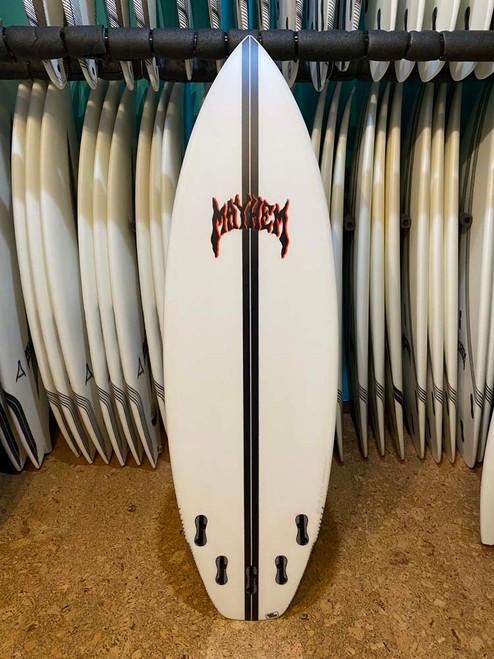 5'10 LOST RAD RIPPER LIGHTSPEED SURFBOARD (110497)